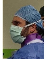 Foto del Dr. Daniele Aleo
