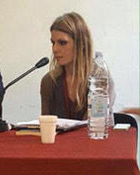 Foto della Dr.ssa Alessia D'Alterio