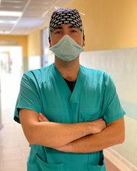 Foto del Dr. Andrea Passani