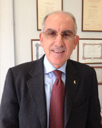 Foto del Prof. Antonio Rizzotto