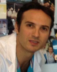 Foto del Dr. Daniele Pili