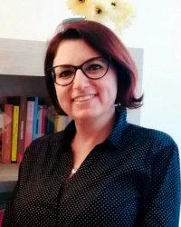 Foto della Dr.ssa Daniela Ciccarelli
