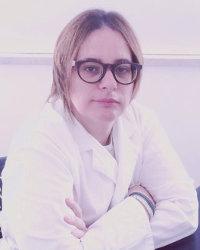 Foto della Dr.ssa Daria Caminiti