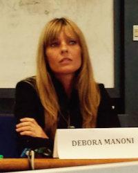 Foto della Dr.ssa Debora Manoni