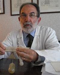Foto del Dr. Diego Pozza