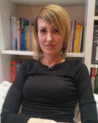 Foto della Dr.ssa Elisa Salvi