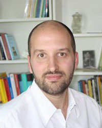 Foto del Dr. Enrico Gamba
