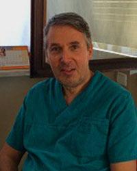 Foto del Dr. Francesco Mensa