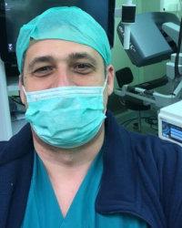 Foto del Dr. Francesco D'Amico
