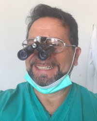 Foto del Dr. Gabriele Magrini