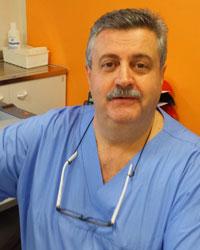 Foto del Dr. Giuseppe Corbucci Vitolo