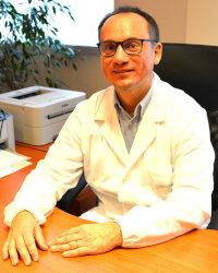 Foto del Dr. Giandomenico Mascheroni