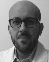 Foto del Dr. Gianluca Galluccio