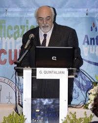 Foto del Prof. Giuseppe Quintaliani