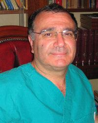 Foto del Dr. Giuseppe Fiducia