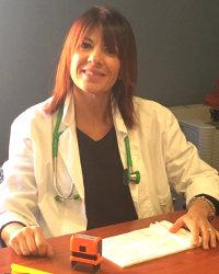 Foto della Dr.ssa Ida Ciamarra