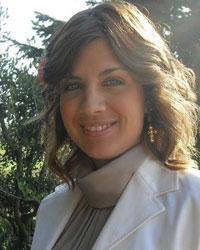 Foto della Dr.ssa Ilaria Arzenton
