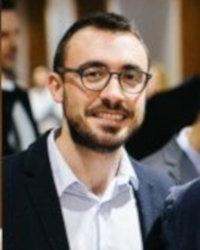 Foto del Dr. Luca Di Gianfrancesco