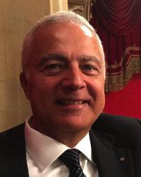 Foto del Dr. Luigi Beviglia