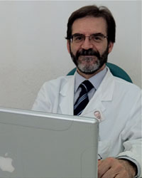 Foto del Dr. Marco Piermatteo