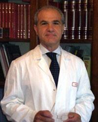 Foto del Dr. Massimo Vergine