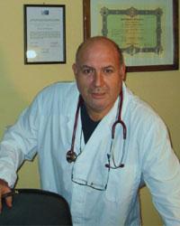 Foto del Dr. Marco Giordani