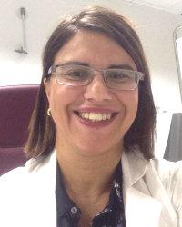 Foto della Dr.ssa Maria Cristina Nocerino