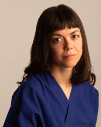 Foto della Dr.ssa Marina Faccio