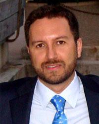 Foto del Dr. Massimiliano Tripoli