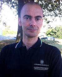Foto del Dr. Mattia Fortina