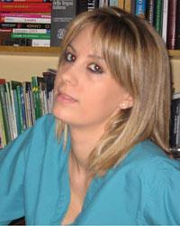 Foto della Dr. Marta Grazzini