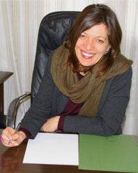 Foto della Dr.ssa Sandra Padovani