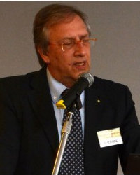 Foto del Prof. Piero Narilli