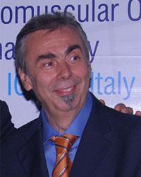 Foto del Dr. Piero Silvestrini