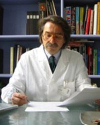 Foto del Dr. Pietro Mingazzini