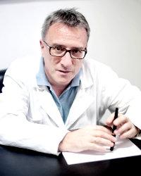 Foto del Dr. Roberto Benucci