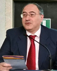 Foto del Dr. Roberto Sergi