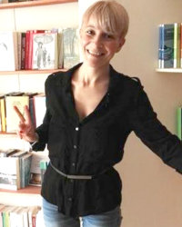 Foto della Dr.ssa Romina Frau