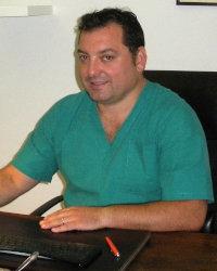 Foto del Dr. Stefano Nardini