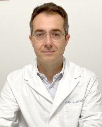 Foto del Dr. Simone Salvolini
