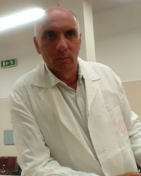Foto del Dr. Sebastiano Gendel