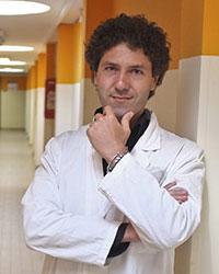 Foto del Dr. Stefano Palladino