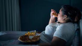 Alimentazione incontrollata durante il lockdown