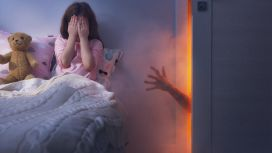 Ansia e paure nei bambini