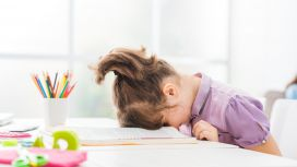 Ansia e frustrazione nei bambini