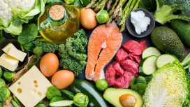 la dieta chetogenica