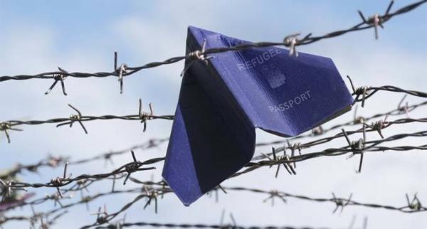 Passaporti rifugiati