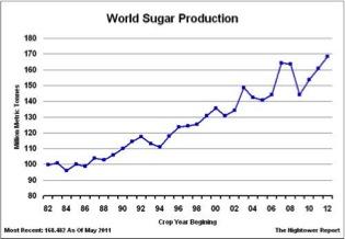 produzione zucchero