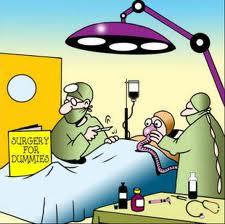 Chirurghi alle prime armi