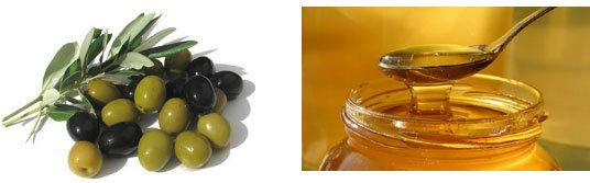 olio e miele